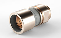 76 - Hose Adapter - Copper-Nickel